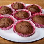 88 Рецепт Ніжні шоколадні маффіни