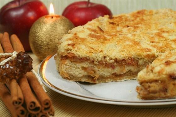 Рецепт Шарлотка за рецептом Тетяни Арно