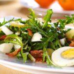 287 Рецепт Салат з пісанлі