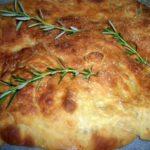 367 Рецепт Хліб з розмарином по-італійськи