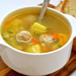 370 Рецепт Картопляний суп «Простий»