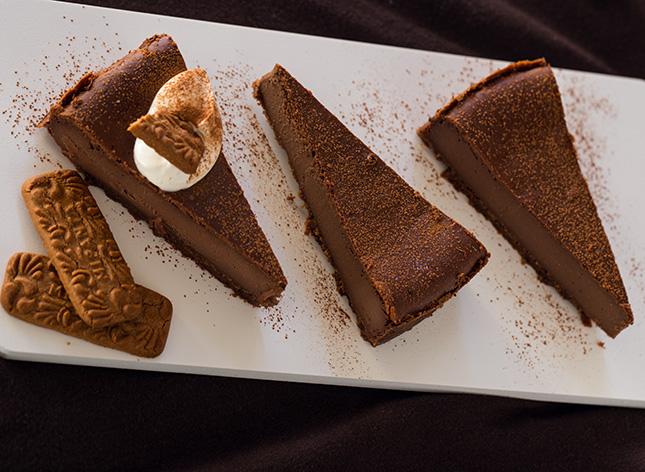 373 Рецепт Шоколадний чізкейк