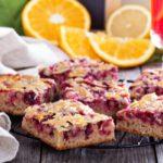 489 Рецепт Вівсяні булочки-Сконе з вишнею