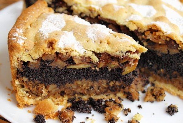 507 Рецепт Плітвицькі пиріг