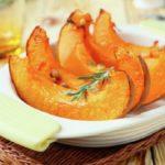 529 Рецепт Гарбуз на гарнір