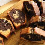 593 Рецепт Кекс шоколадно-ванільний «Ідеал»