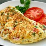 604 Рецепт Баклажановий омлет