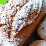 627 Рецепт Фруктовий кекс з грушами