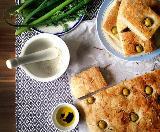 681 Фоккача — відмінне блюдо італійської кухні