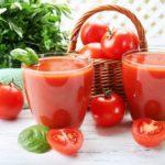 877 Корисні властивості томатного соку