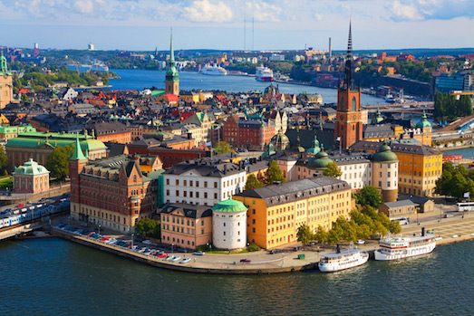Плюси і мінуси відпочинку в Швеції