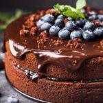 728 Шоколадний торт — мрія для ласунів