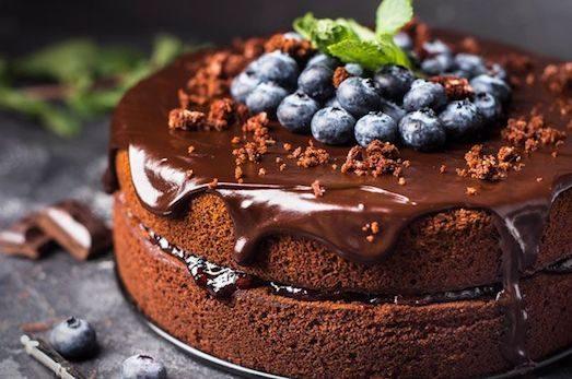 Шоколадний торт — мрія для ласунів
