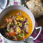 1932 П'ять смачних супів для зими