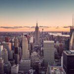 1942 Самые известные места в Нью-Йорке