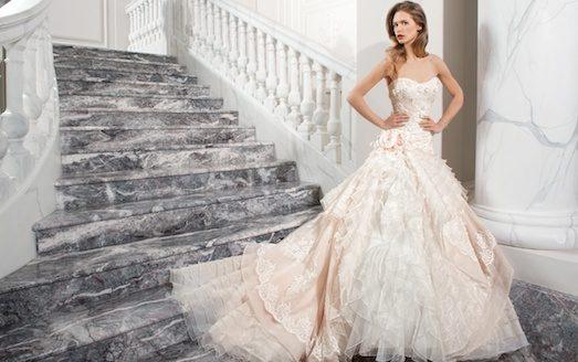 Свадебная мода сезона 2017-2018 года