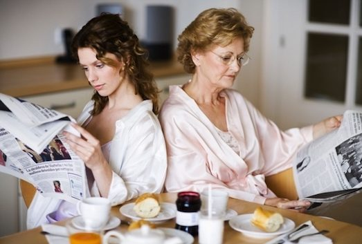 Як налагодити відносини з родичами чоловіка?