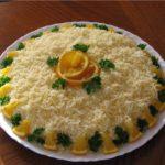 2373 Салат з курки і апельсинів