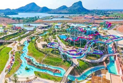Топ 10 найбільш відомих аквапарків в світі