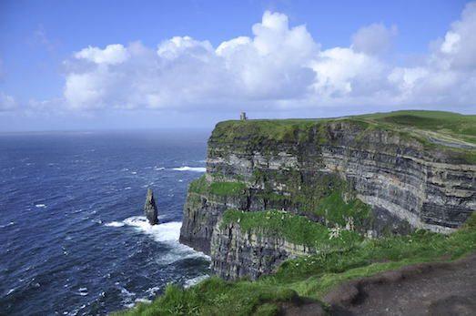 Запам'ятовується і яскравий відпочинок в Ірландії