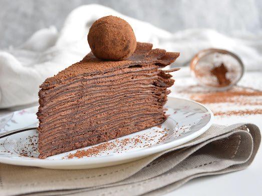 Рецепти смачних і нескладних млинцевих тортів