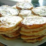 2750 Закусочні квасолеві тістечка з оладок