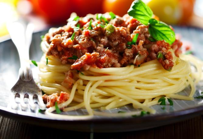 2773 Спагетті болоньєзе
