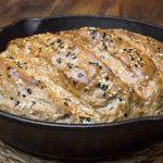 2795 Рецепт Зерновий хліб з додаванням трьох видів борошна