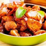 2809 Рецепт Куряче філе в соєвому соусі