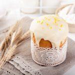 2839 Рецепт Паска з лимонною глазур'ю