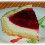 """2859 Рецепт Желейне тістечко """"Пані вишня"""""""