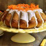 2890 Рецепт Морквяний торт по-скандинавськи