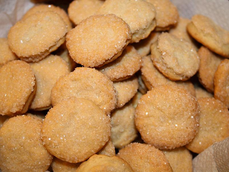 2900 Рецепт Печиво цукрове