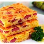 2938 Рецепт Картопляний хліб для пастуха