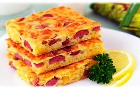 Рецепт Картопляний хліб для пастуха