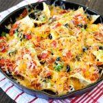 2943 Рецепт Піца з соусом-чилі і карпаччо