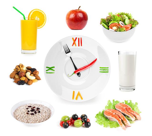 Місячний календар харчування 1 – 15 червень 2019