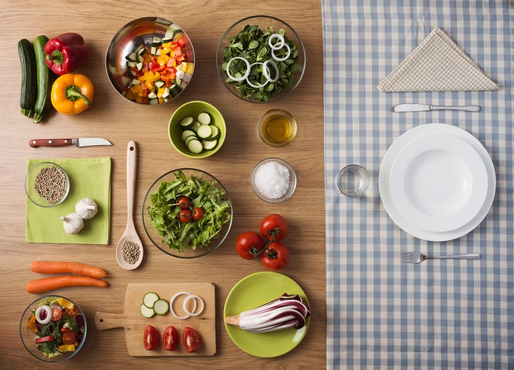 Місячний календар харчування 1 – 15 квітень 2019