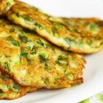 3001 Рецепт Оладки з зеленню до сніданку