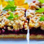 3005 Рецепт Тертий пиріг з вишнею
