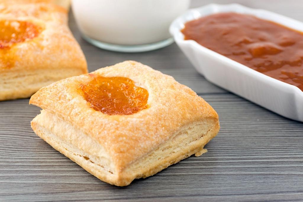 3066 Рецепт Печиво з абрикосами