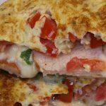 3078 Рецепт Гарячі бутерброди за п'ять хвилин