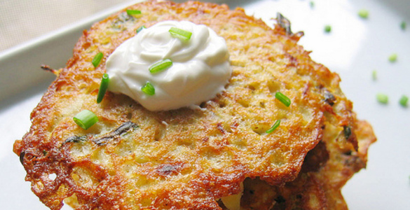 3084 Рецепт Сільський картопляник