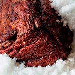 3115 Рецепт Бараняча лопатка в соляній скоринці