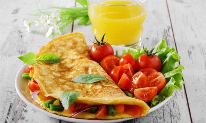 3117 Рецепт «Сніданок по-італійськи»