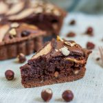 3160 Рецепт Шоколадний пиріг з грушами
