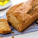 3162 Рецепт Хліб з гречаними і вівсяними пластівцями