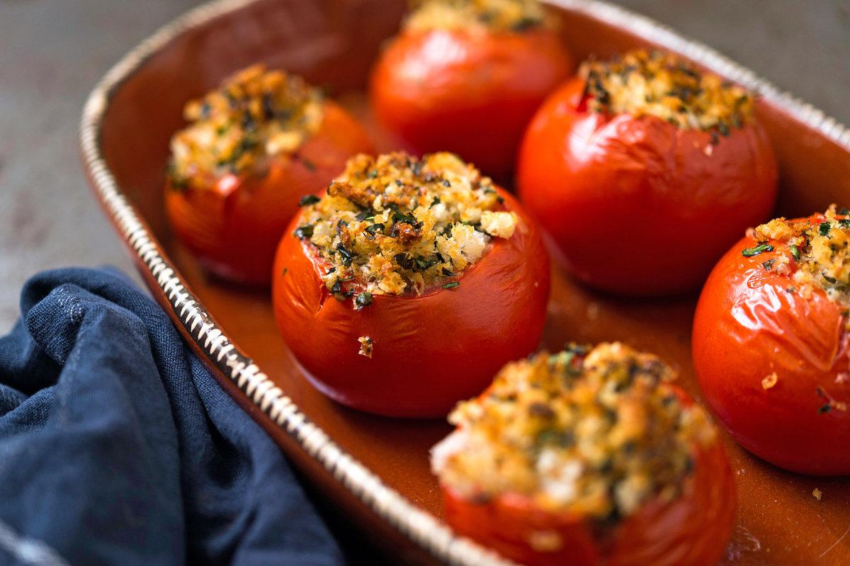 Рецепт Різотто в помідорі