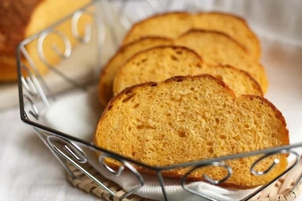 Рецепт Хліб з гарбузом