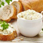 3224 Рецепт Бутербродная намазки з редьки і сиру